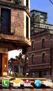Apocalyptic City 3D LWP Apk indir