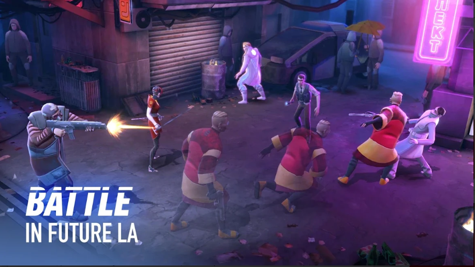 blade runner nexus full hileli apk