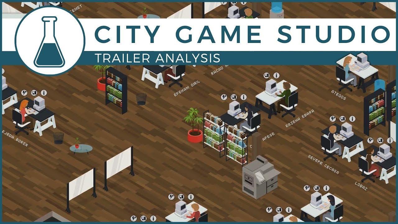 city game studio pc indir