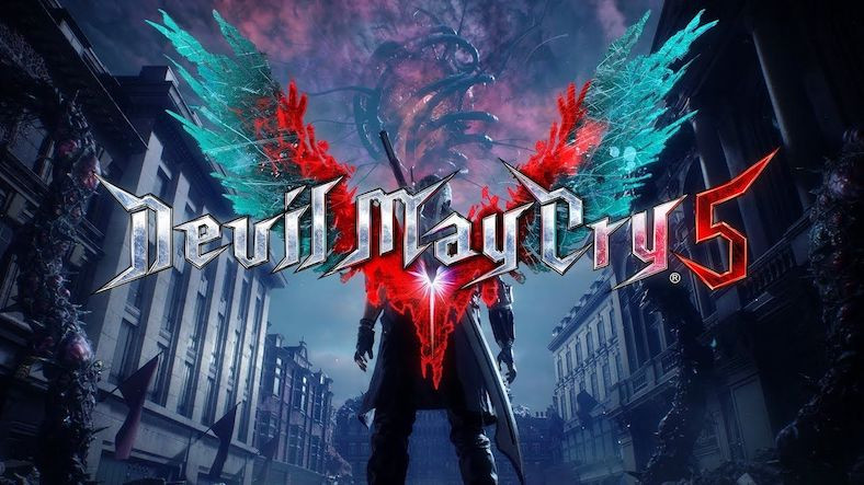 devil may cry 5 pc indir