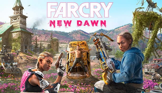 far cry new dawn pc indir