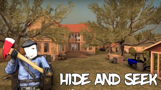 hide and seek pc indir