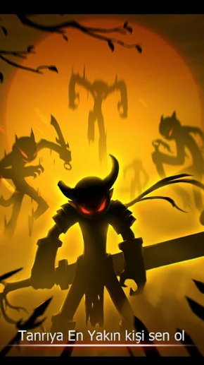 league of stickman 2019 full hileli apk indir