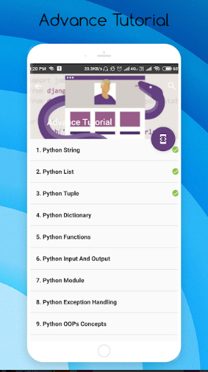 learn python programming pro full hileli apk