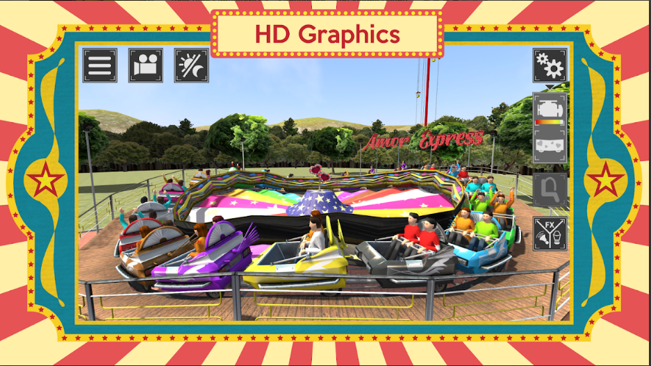 Love Express Simulator full hileli apk indir