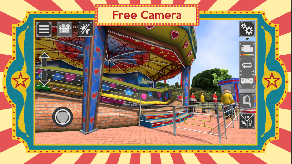 Love Express Simulator full hileli apk