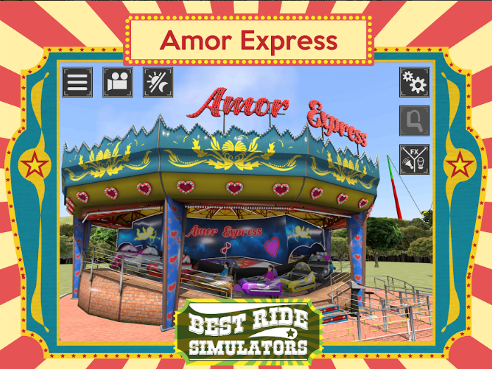 Love Express Simulator full hileli