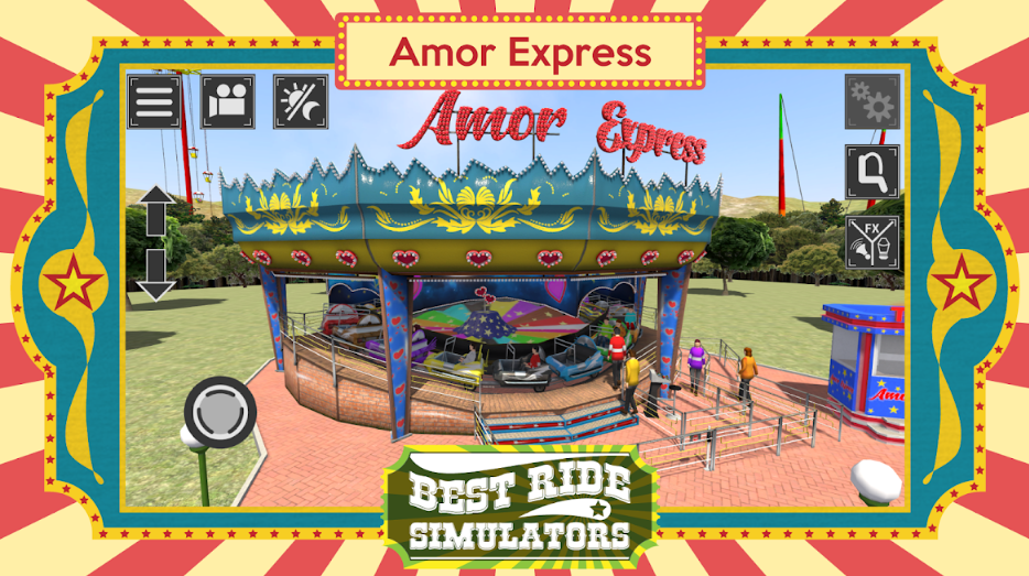 Love Express Simulator