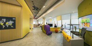 masoma yeni ofisi