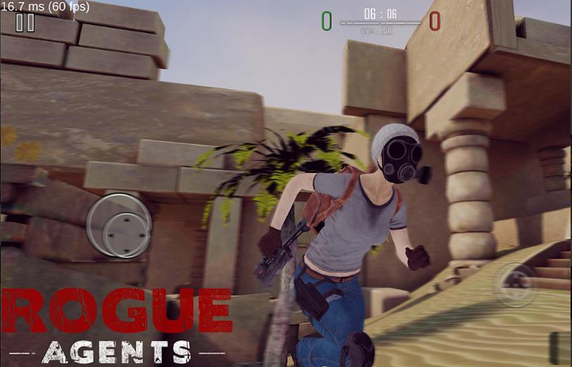 rogue agents full