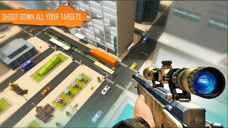 sniper 3d - 2019 full
