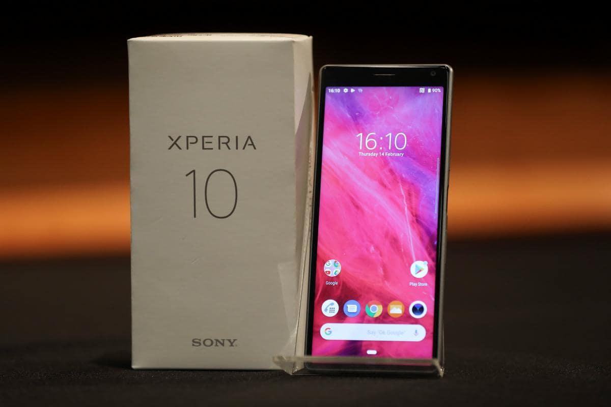 Sony Xperia 10 Fiyat