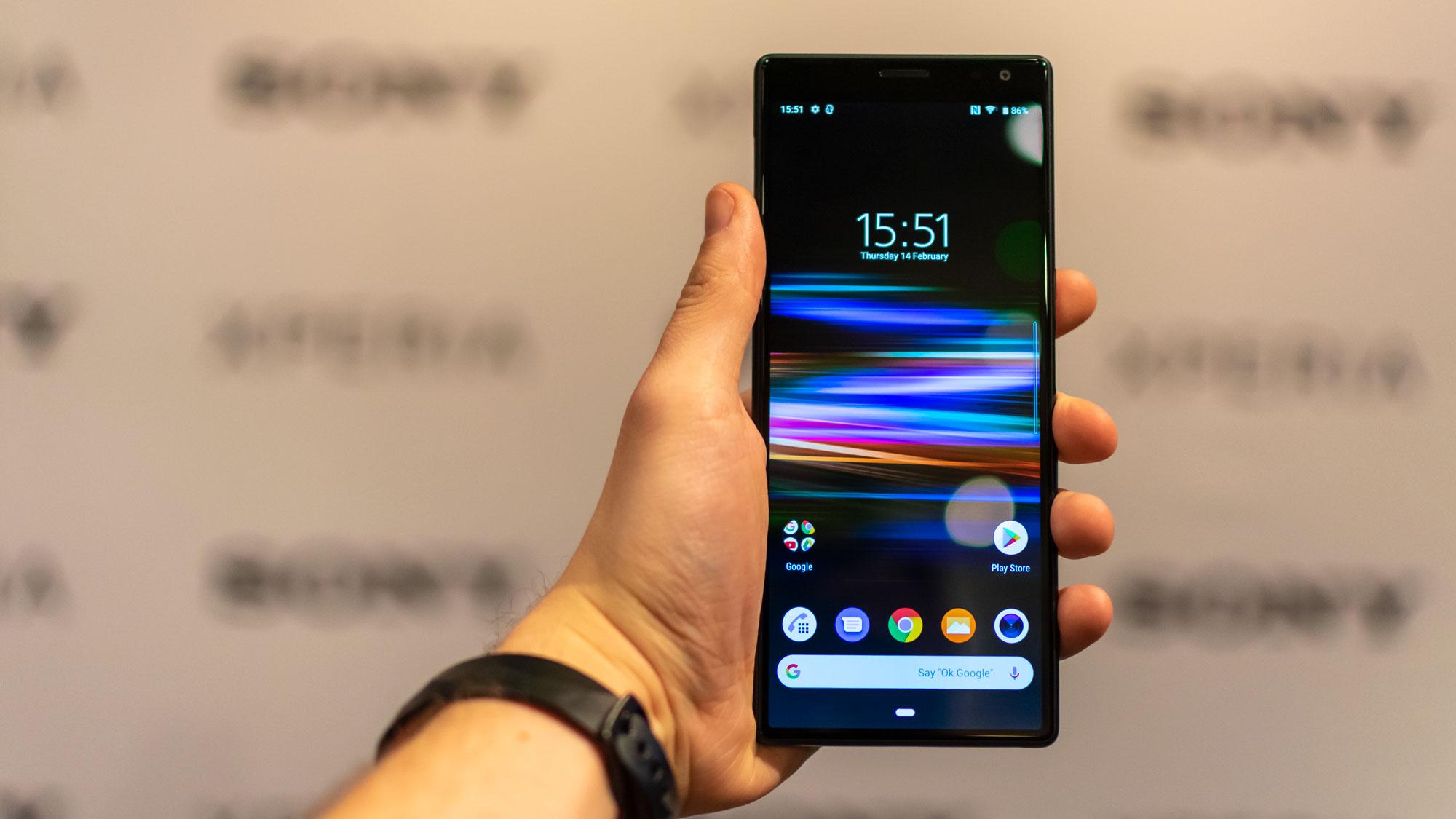 Sony Xperia 10 Plus Özellikler