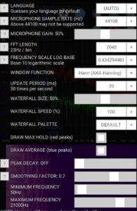 speccy spectrum analyzer Bedava Apk indir