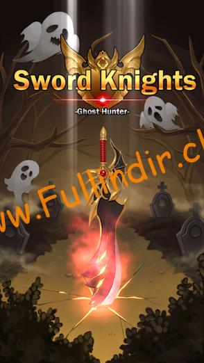 sword knights ghost hunter