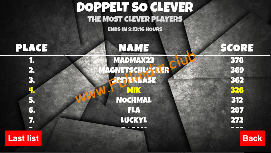 twice as clever full hileli apk