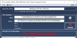 windows ve ofice genuine iso verifier ücretsiz indir