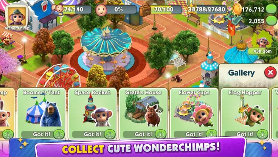 wonder park magic rides full