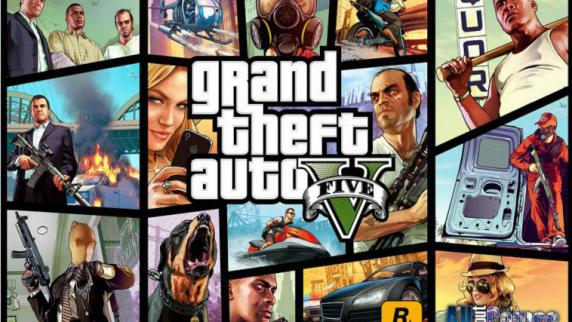 Grand Theft Auto V PC indir