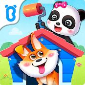 Bebek Pandanın Ev Temizliği APK indir