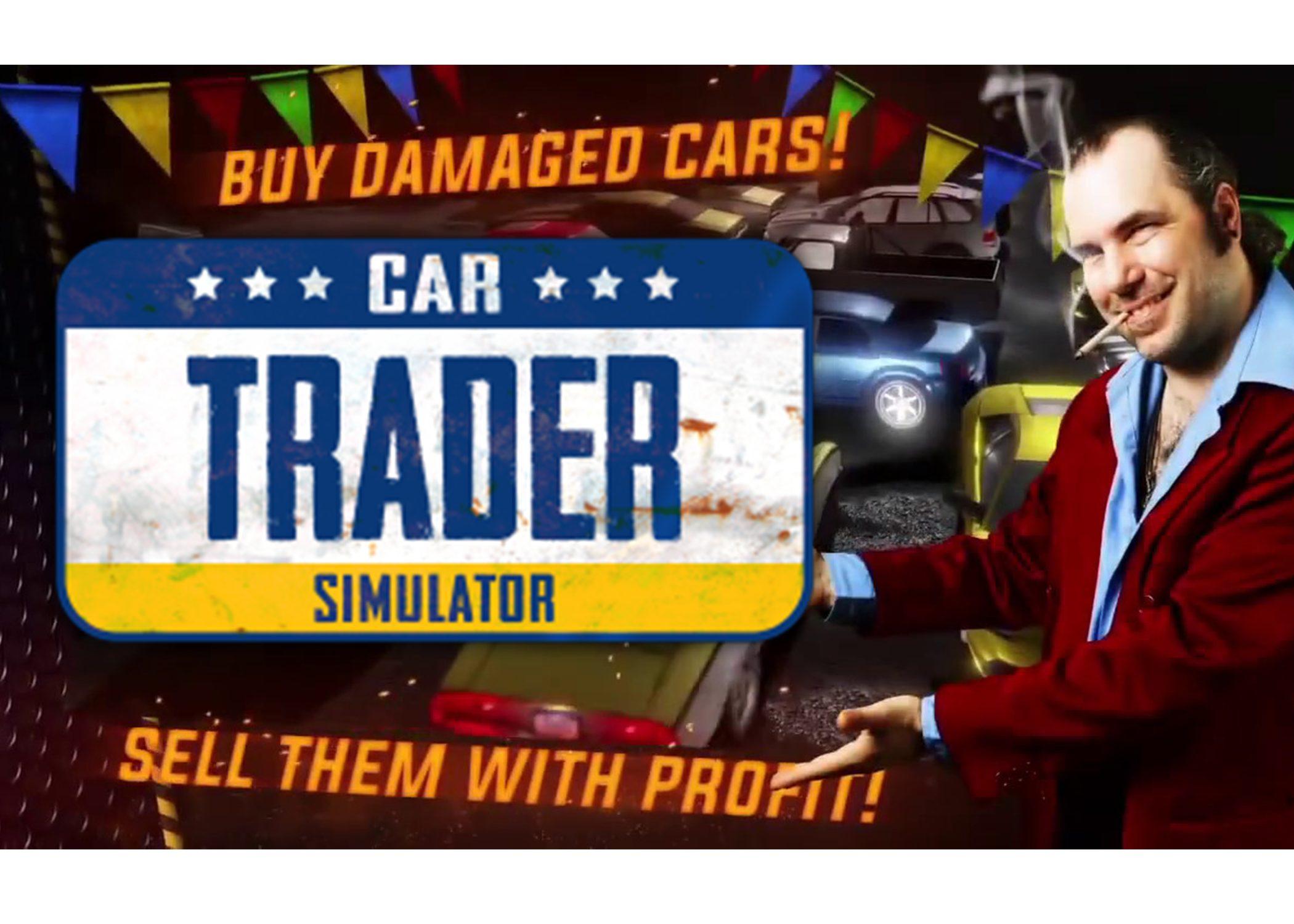 Car Trade Simulatör PC indir