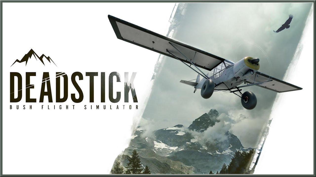 deadstick bush flight simulator pc indir