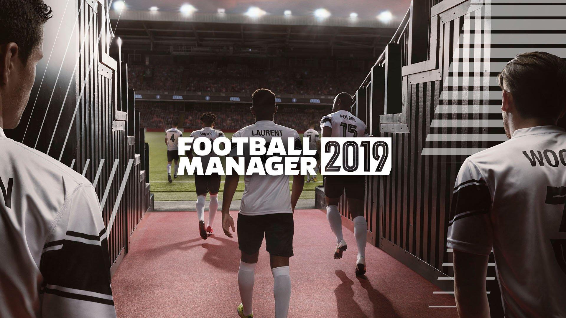 Football Manager 2019 PC indir