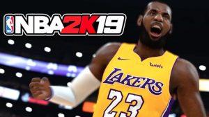 NBA 2K19 PC indir