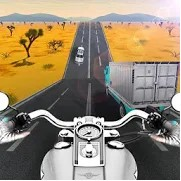 Highway Moto Rider - Traffic Race APK indir