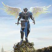 Crime Angel Superhero APK indir