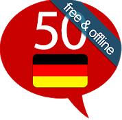 Learn German 50 Languages APK indir
