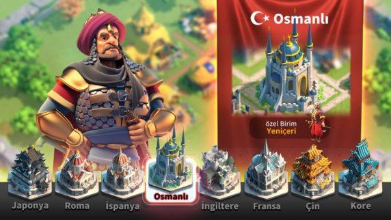 Rise Of Kingdoms Hediye Kodları