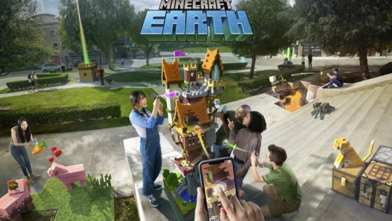 Minecraft Earth indir