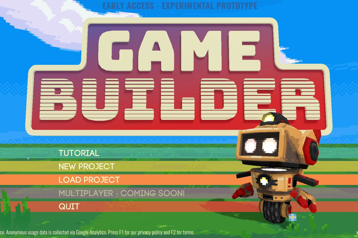 Google Game Builder indir