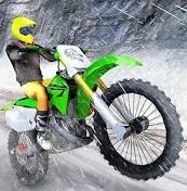 Dağ Bisiklet Kar Moto Yarış indir