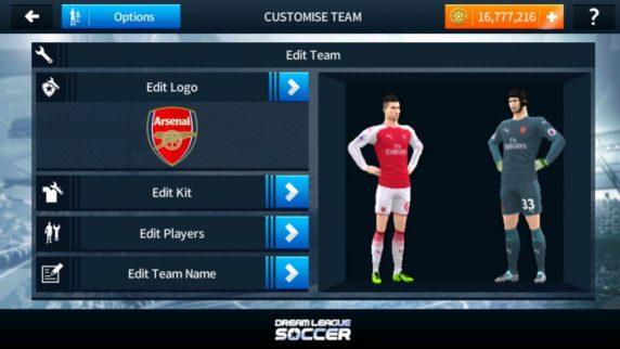 Süper Lig Dream League Soccer DLS Forma Kits ve Logoları