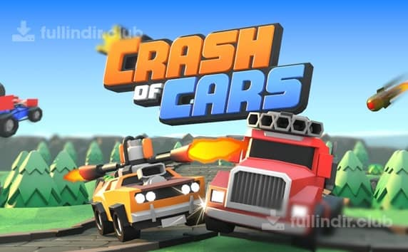 Crash of Cars v1.3.21 MOD APK