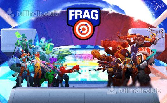 Frag Pro Shooter V1.4.4 MOD APK