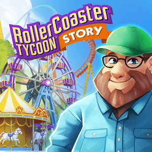 RollerCoaster Tycoon Story APK