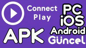Connect Play uygulaması için bir görsel.